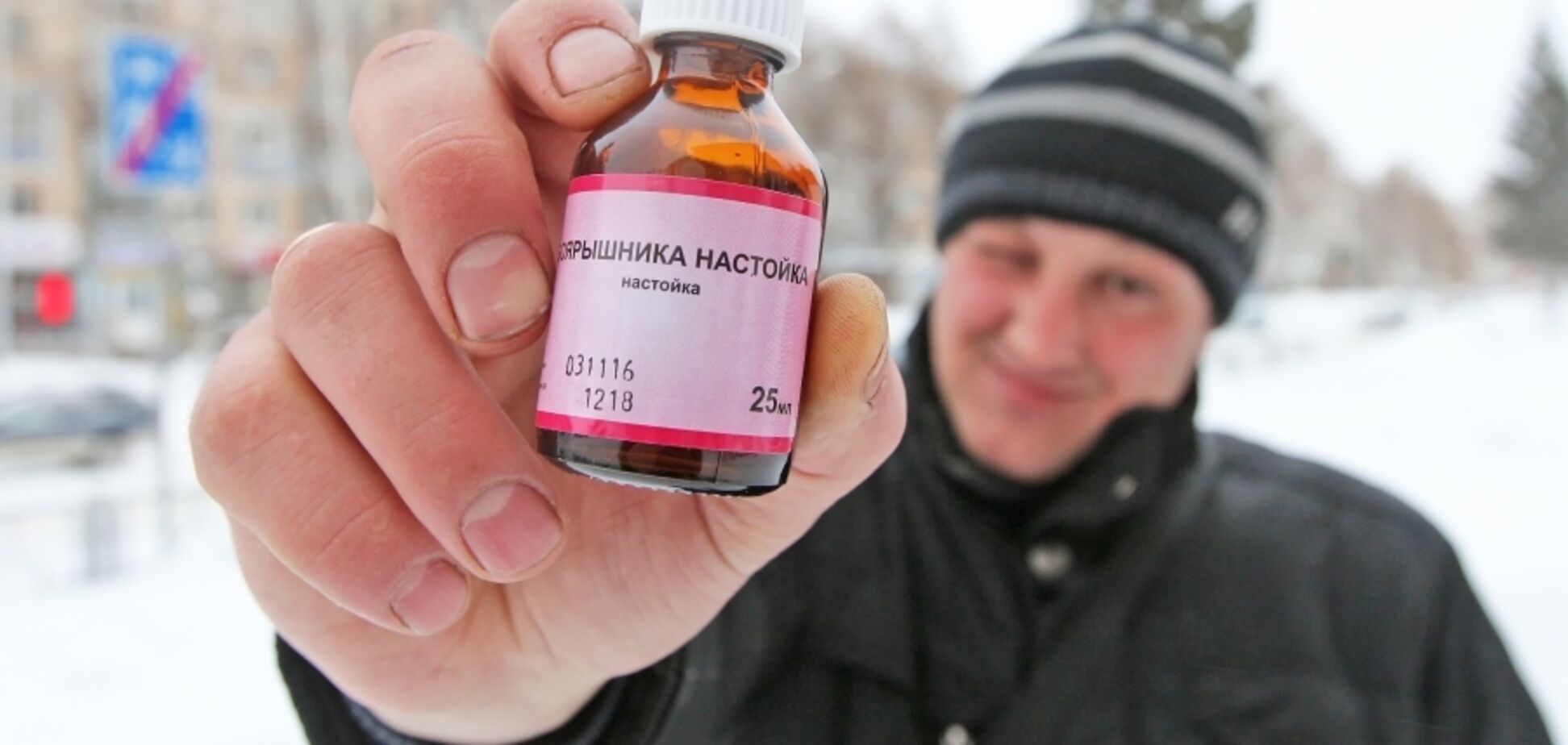 Как и почему в России пьют боярышник