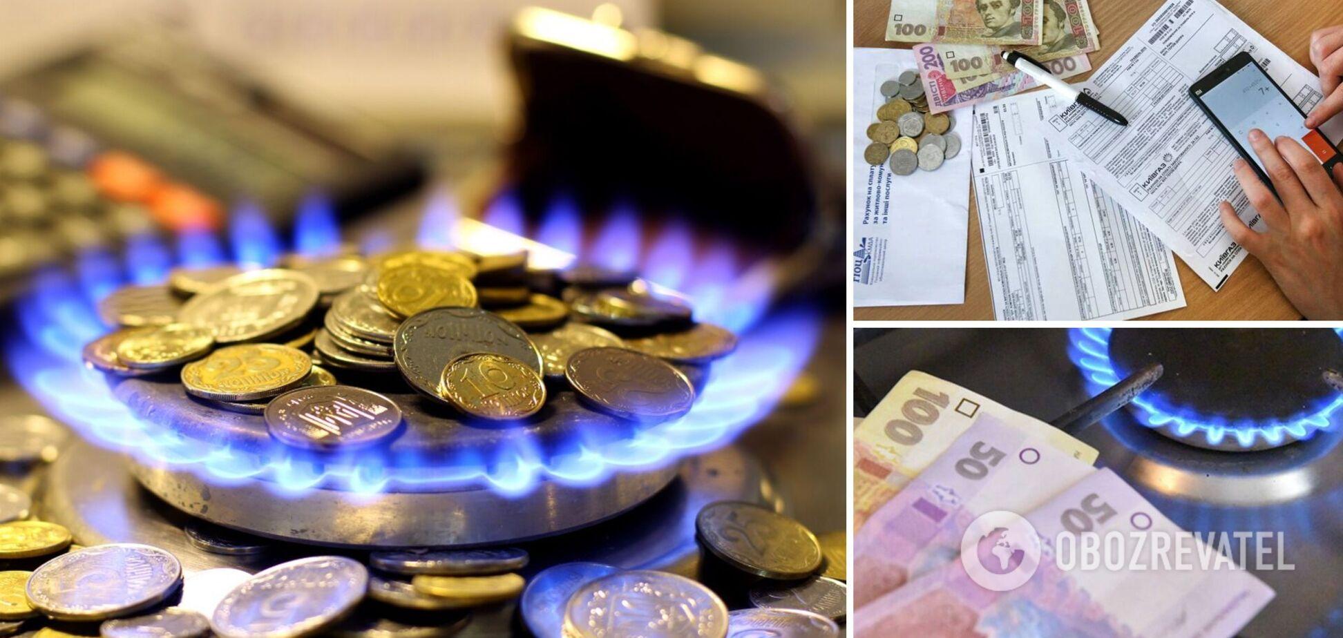 В Украине повысят тарифы на газ