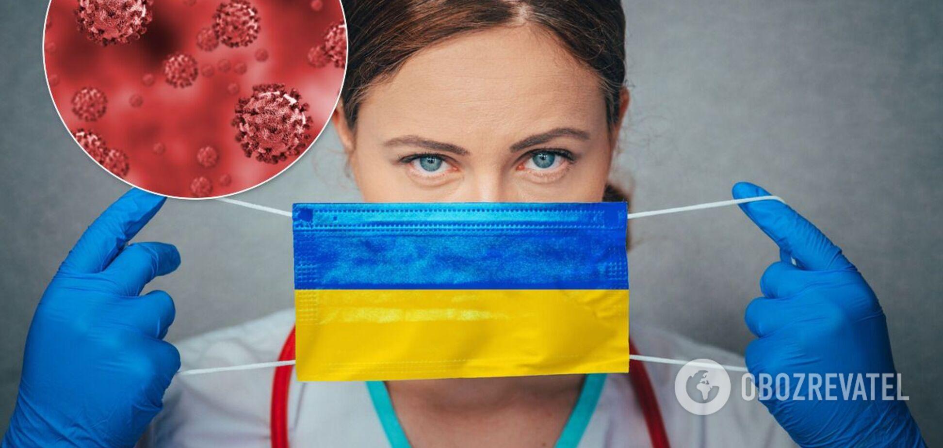 На коронавірус в Україні захворіло майже 200 медиків за добу