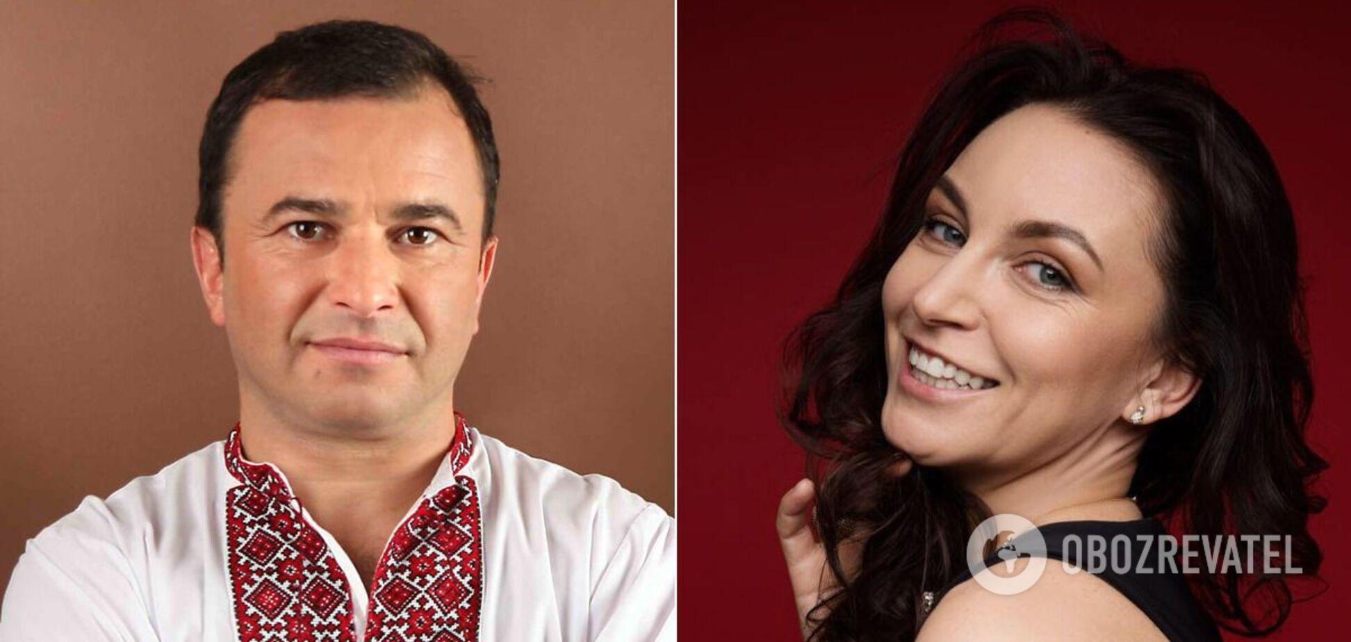 Віктор Павлік та Лора Созаєва