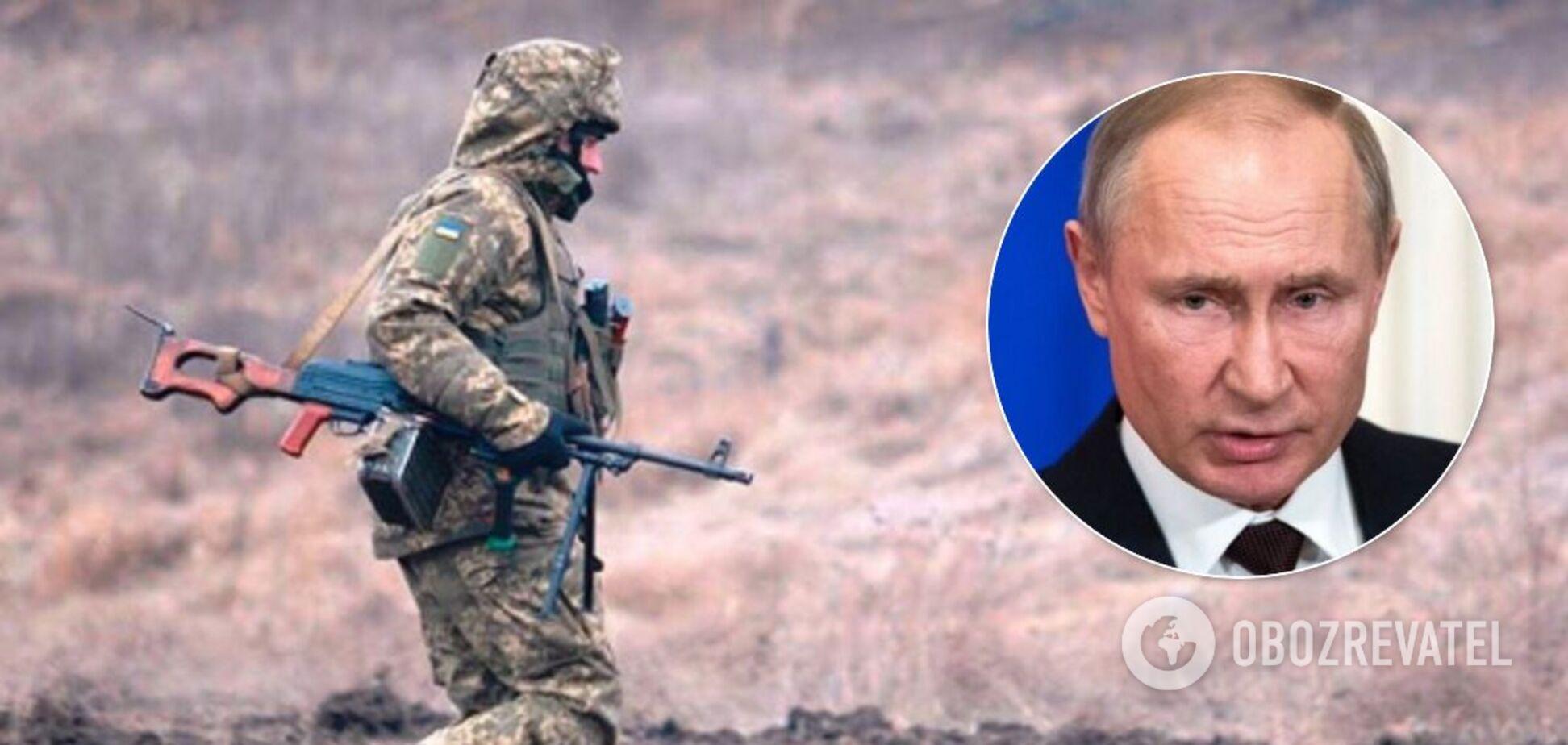 Арестович рассказал о 'золотом мосте' для Путина на Донбассе