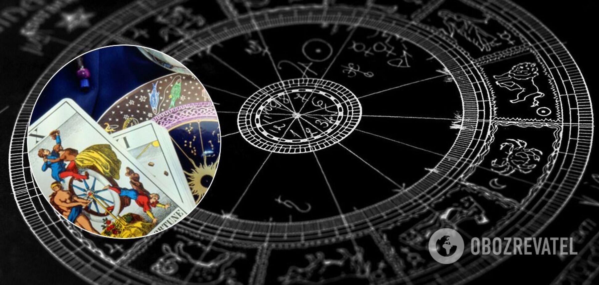Гороскоп на сегодня для всех знаков по картам Таро