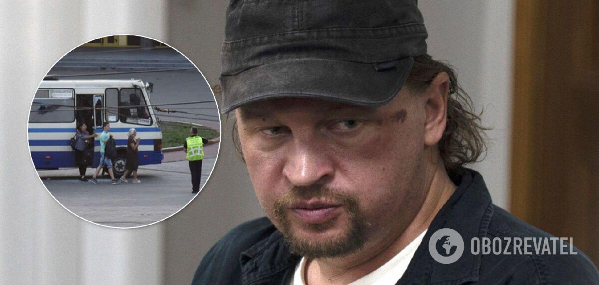 Луцького терориста Кривоша перевірили на осудність – ЗМІ