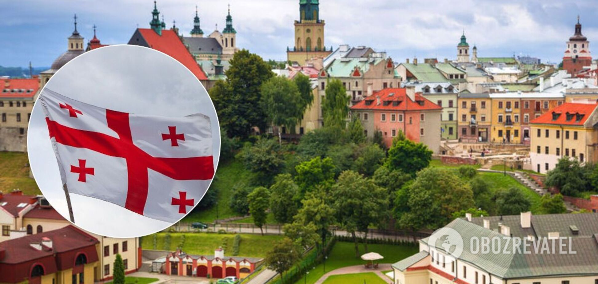 Литва відмовилася від русифікації та змінила назву Грузії