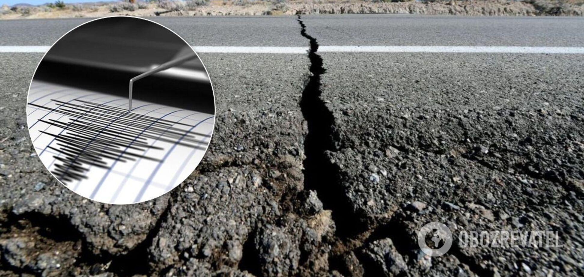 На Львовщине произошло легкое землетрясение