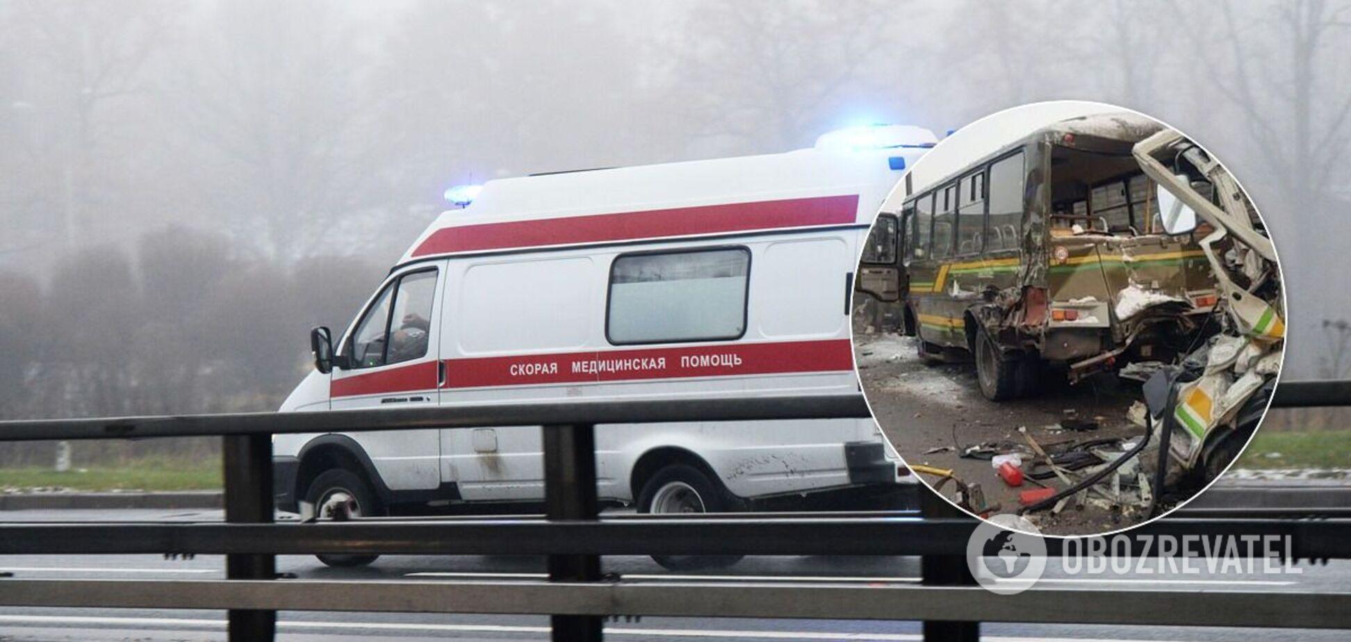 В России в ДТП погибли четверо солдат