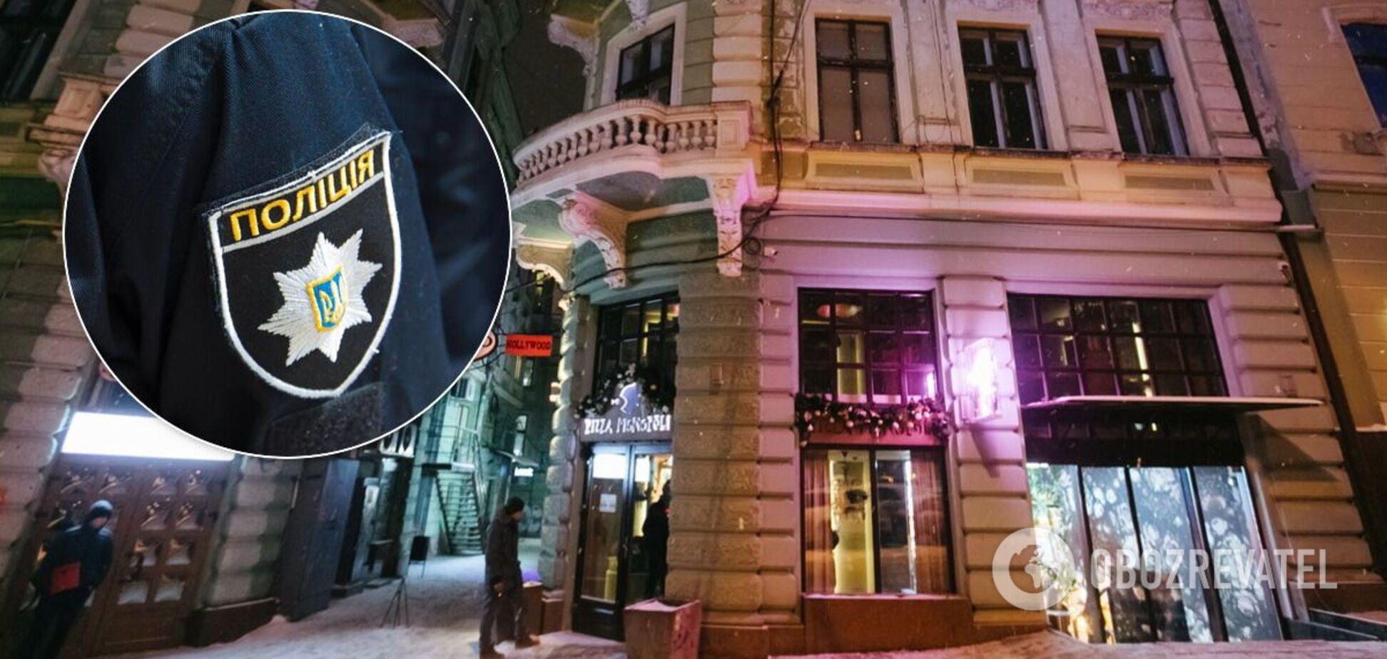 У Чернівцях поліція увірвалася до ресторану, який не закрився на локдаун. Відео