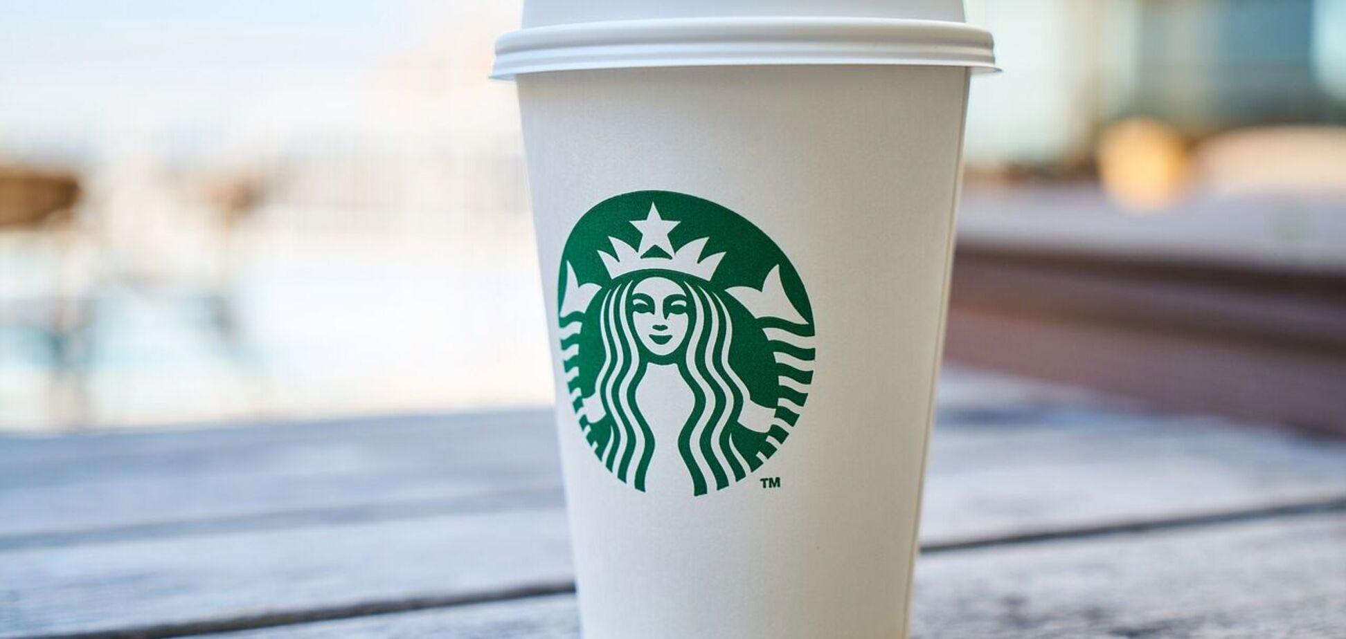 В Україні продаватимуть каву Starbucks