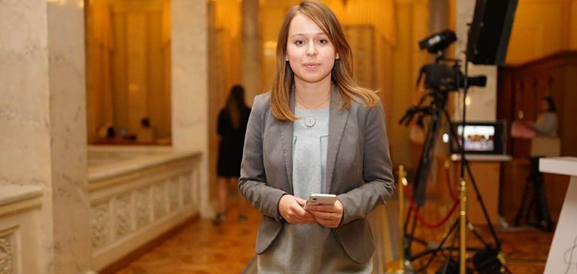 Ясько прокомментировала свое отстранение с должности