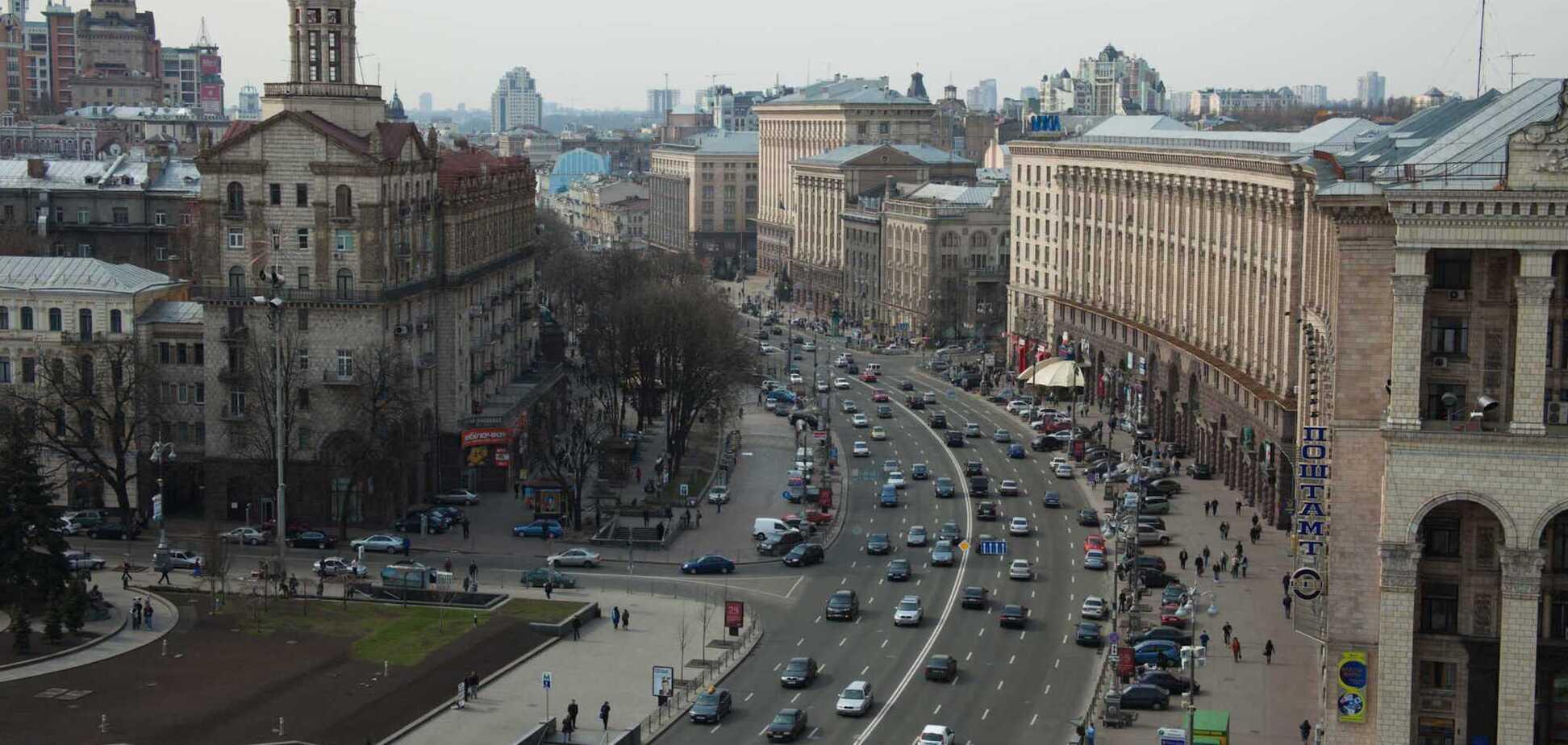 Как изменятся Крещатик и Майдан в Киеве: план реконструкции