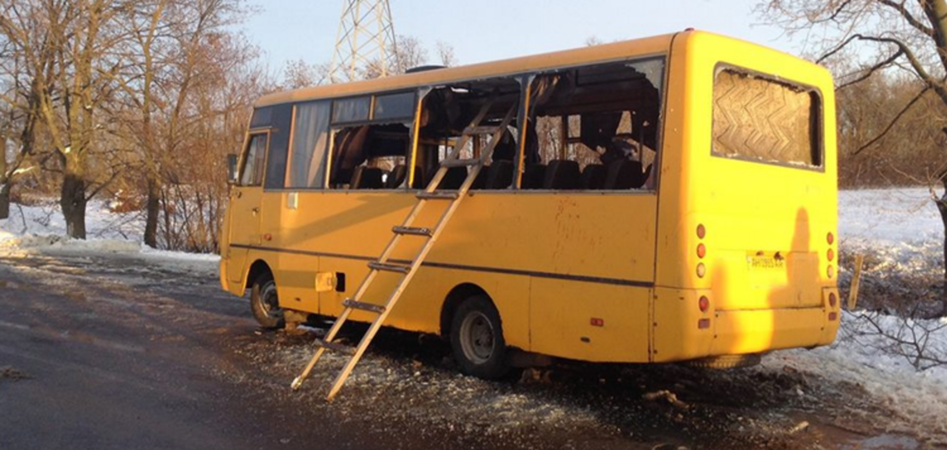 Вследствие теракта под Волновахой погибли 12 человек