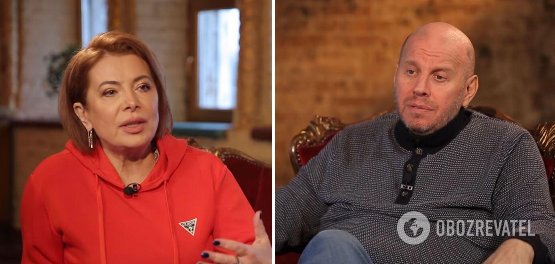 Михаил Бродский и Наташа Влащенко