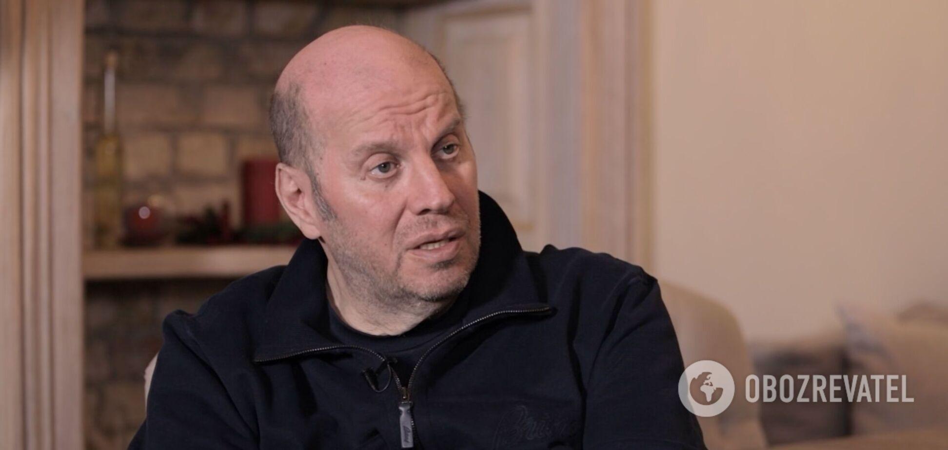 Глава редсовета OBOZREVATEL Михаил Бродский