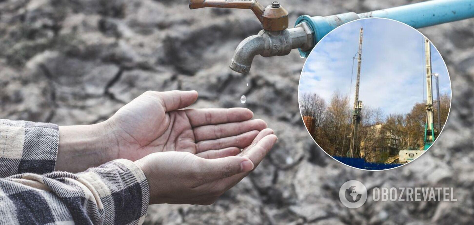 Окупований Крим страждає без води