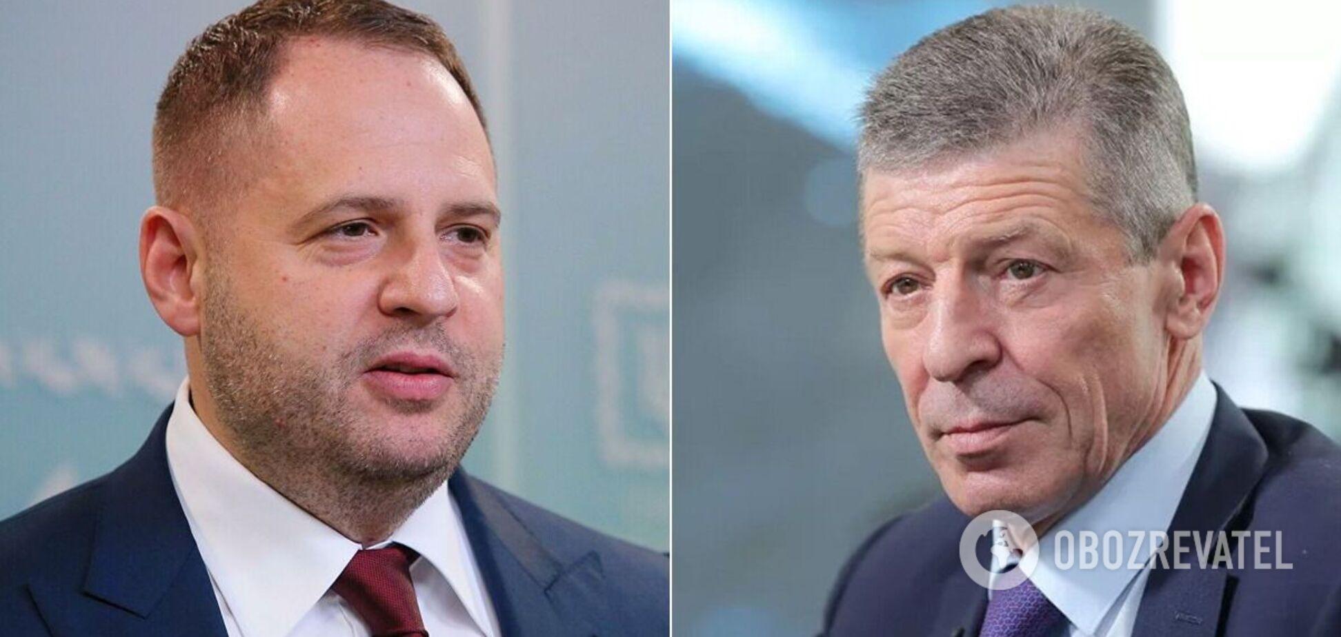 Советники Зеленского и Путина поехали в Берлин на переговоры по Донбассу