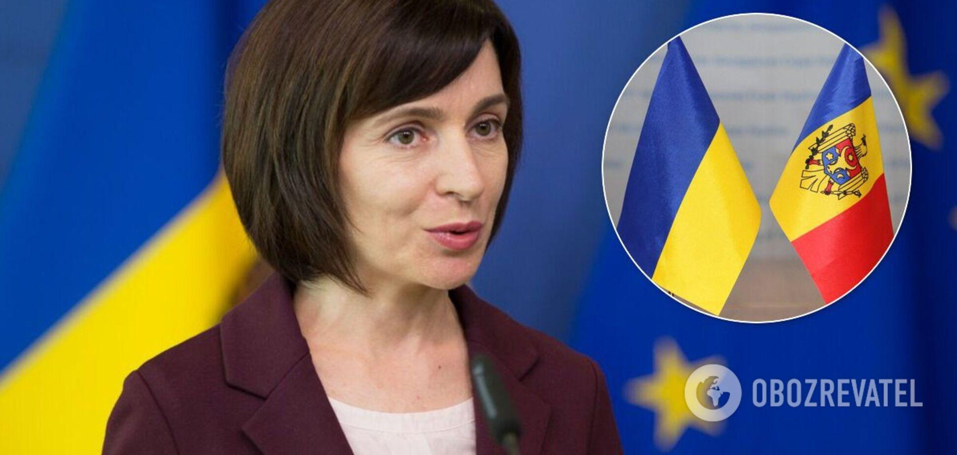 Візит Санду свідчить про визнання Молдовою авторитету України, – Кулеба