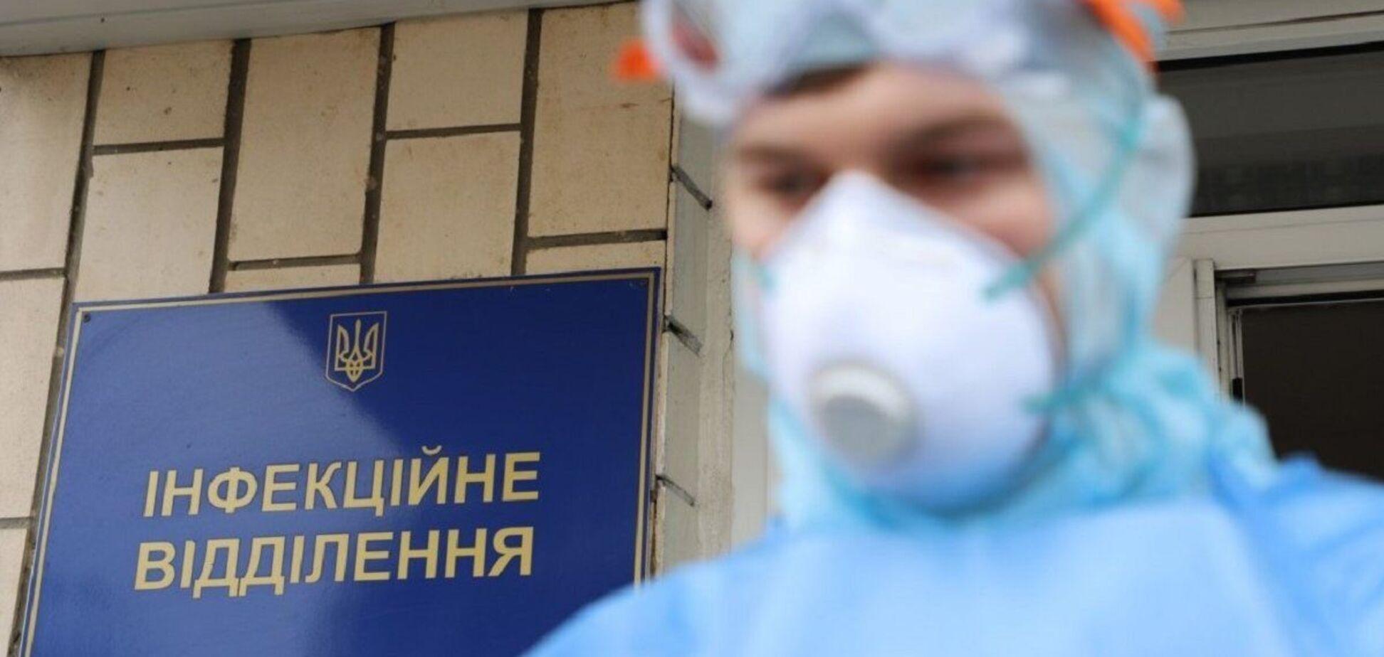 Рубан спрогнозировал рост больных COVID-19 в Киеве