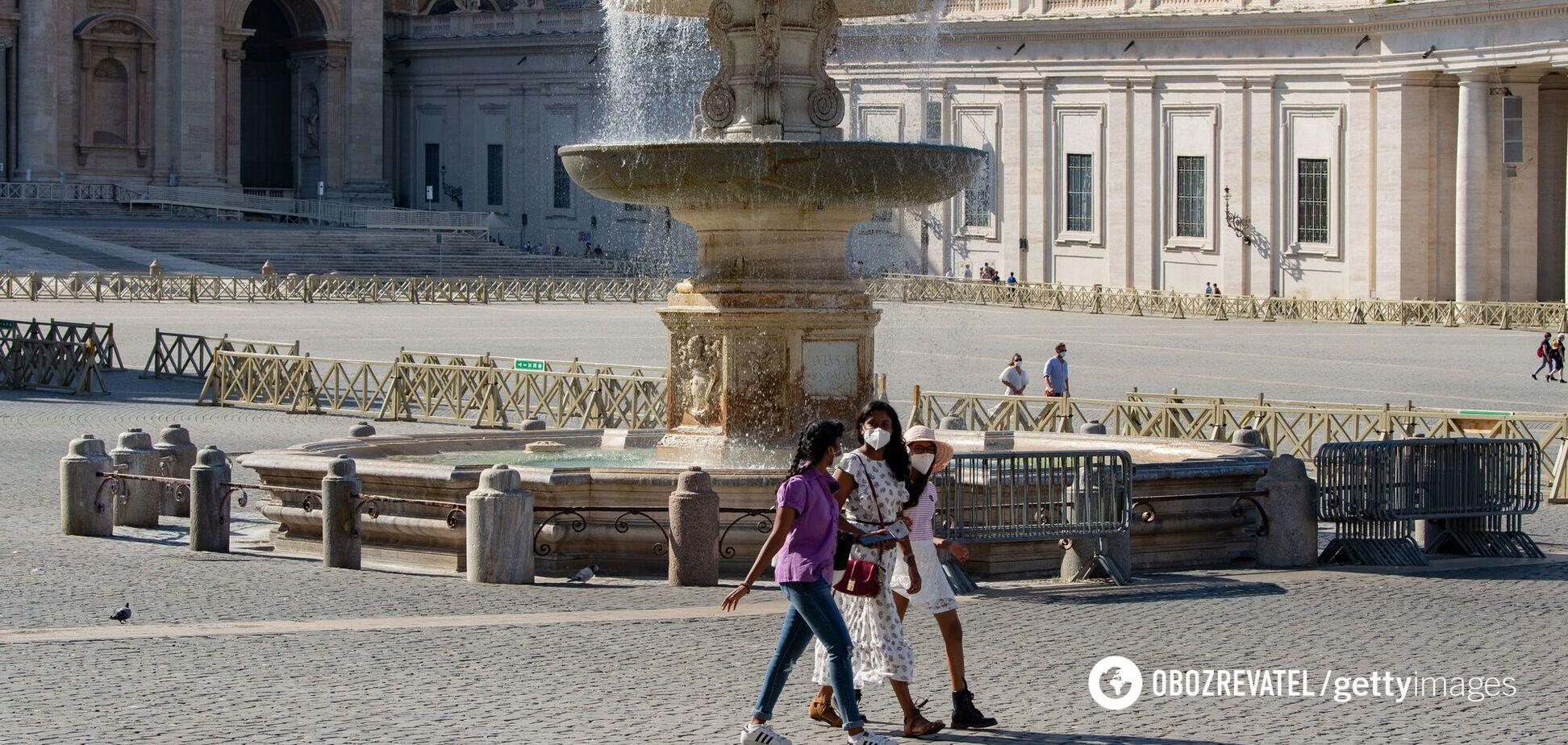 В Италии мог быть первый случай заражения COVID-19 в ноябре