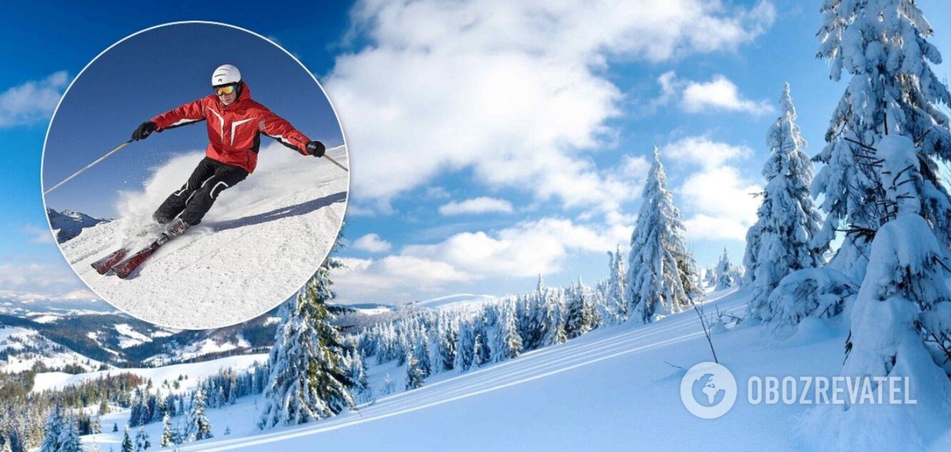 На замену Буковелю: пять лучших мест для горнолыжного отдыха в Украине