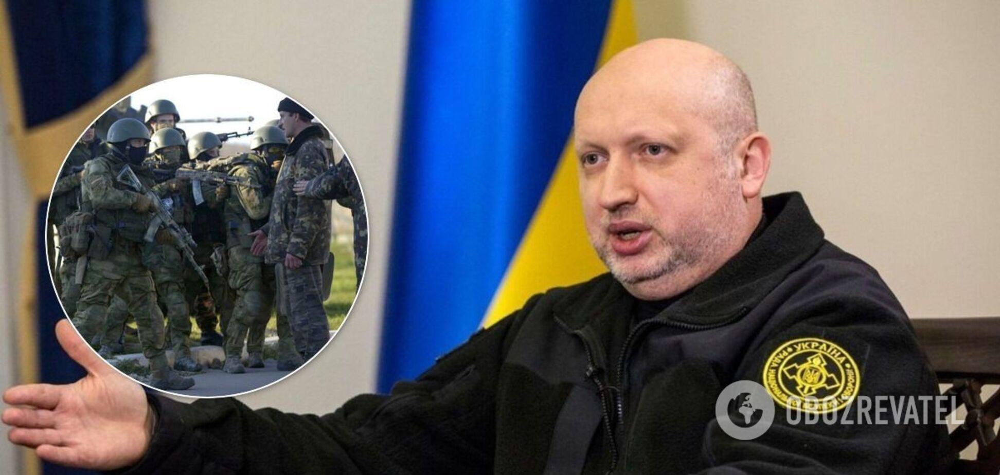 Турчинов у 2014 році був виконувачем обов'язків президента України