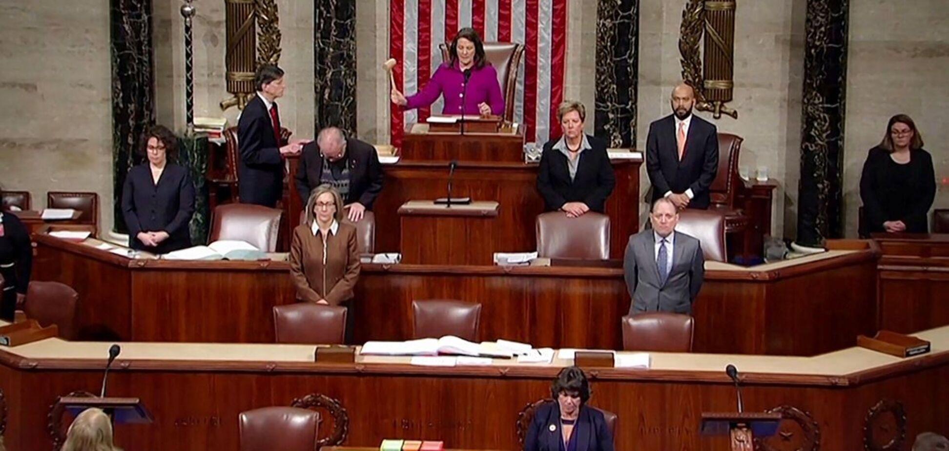Палата представників підтримала проведення дебатів щодо імпічменту