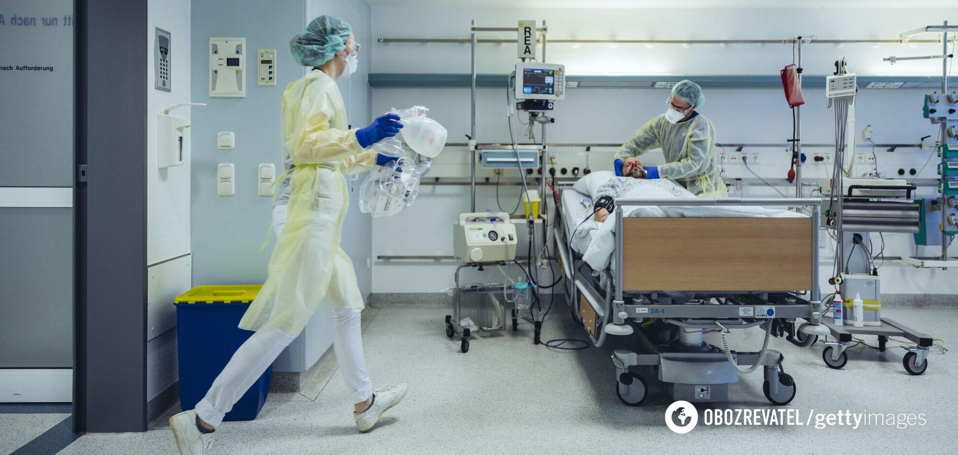 В Великобритании суточная смертность от COVID-19 превысила 1,5 тысячи