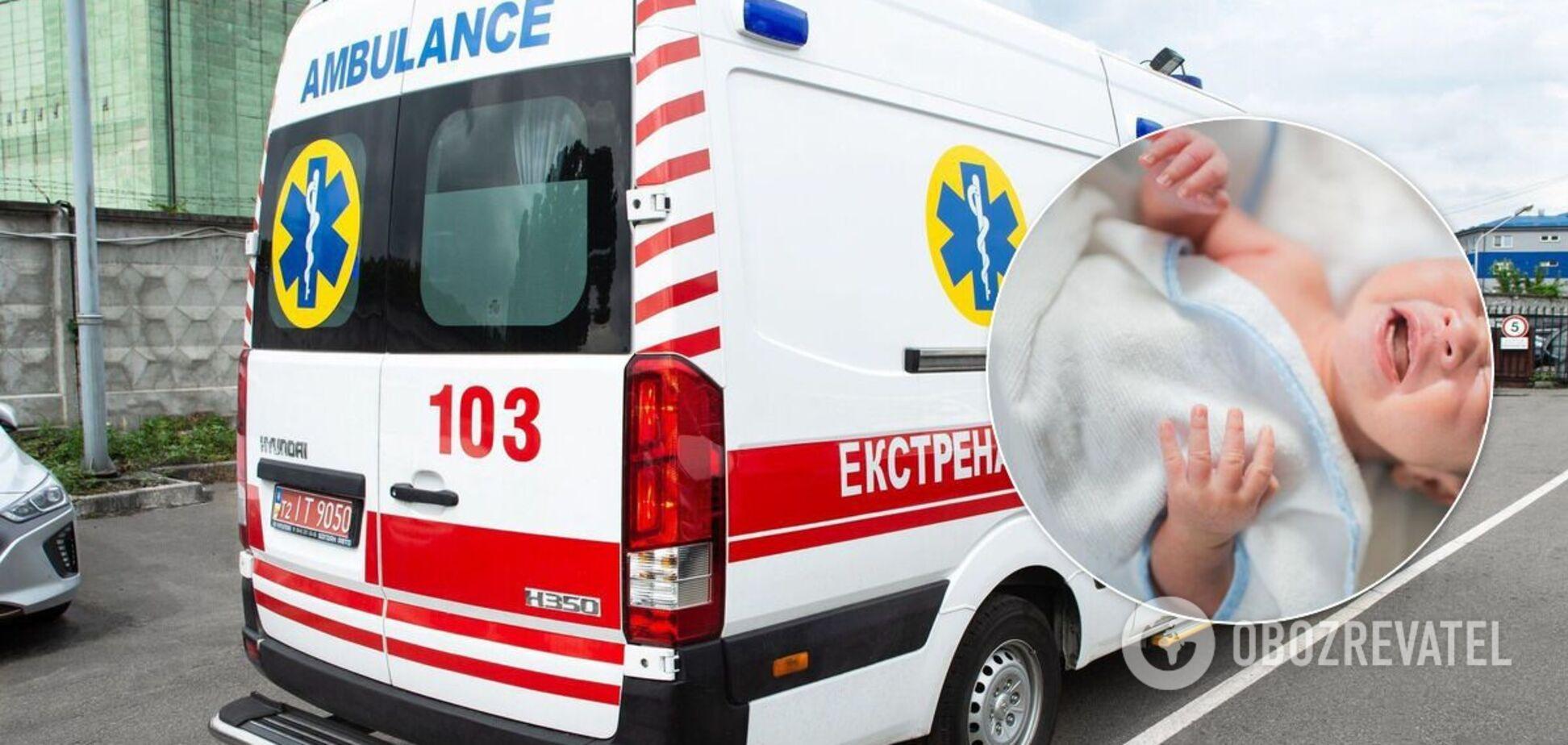 На Черкасщине отец убил 4-месячного сына из-за громкого плача