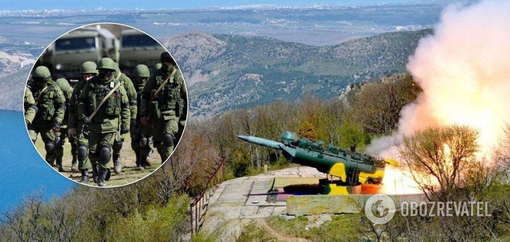 У Криму збільшуються військові гарнізони, – Бабін