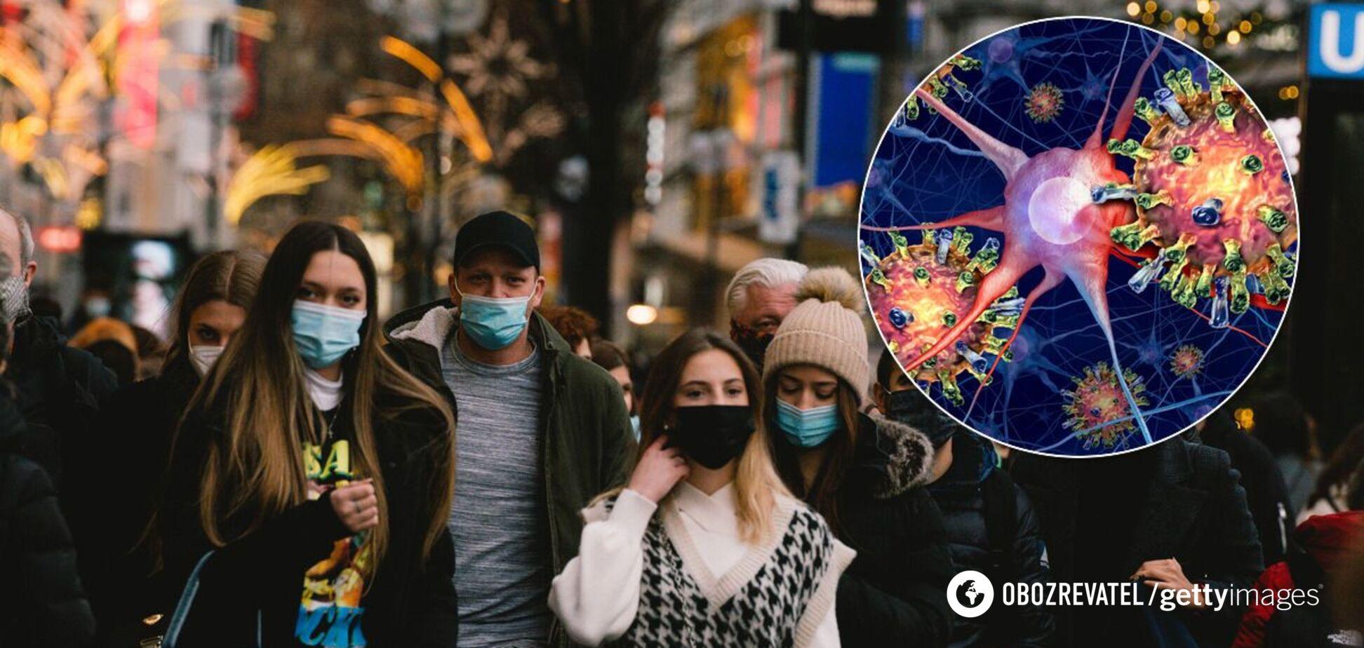 ВОЗ предупредила о возможном появлении новых мутантов COVID-19