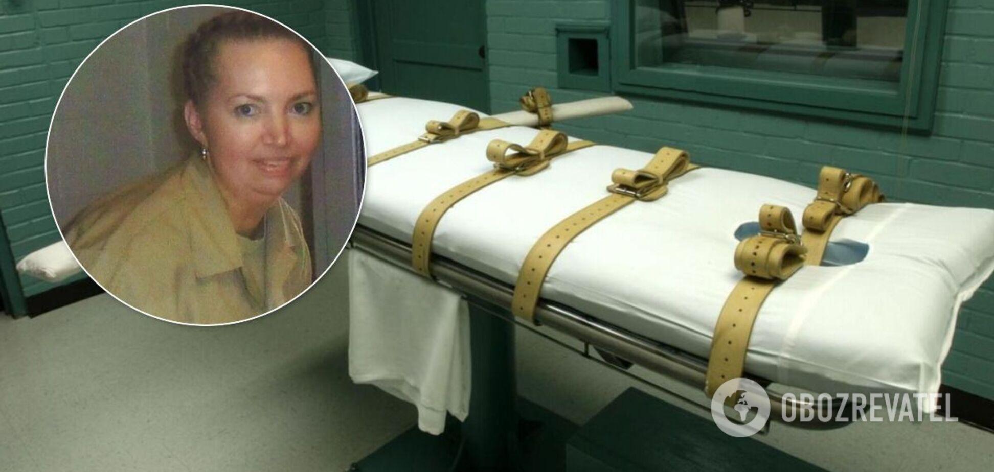 Лізу Монтгомері стратили у США