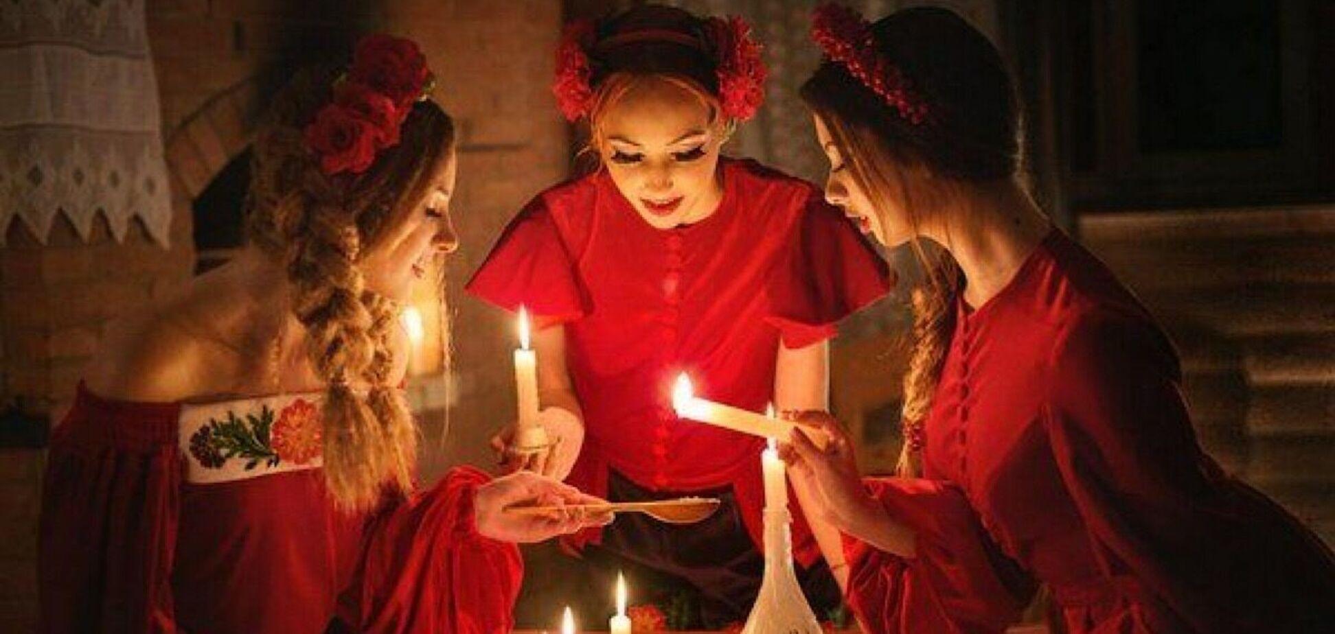У Старий Новий рік дівчата ворожать на женихів і на майбутнє