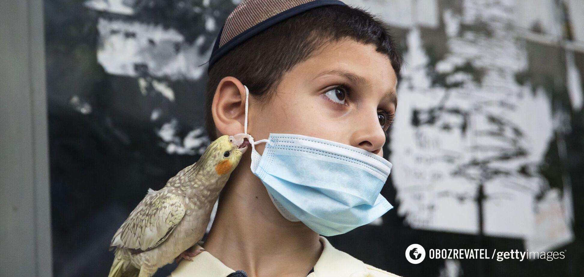 В Ізраїлі задумалися про вакцинацію дітей від COVID-19