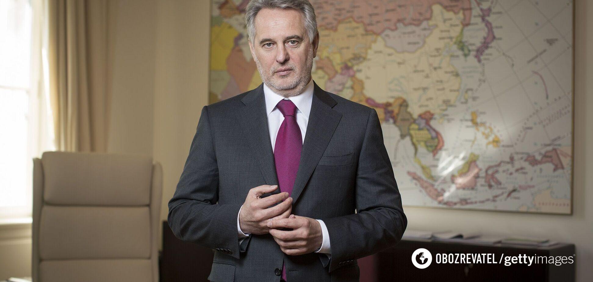 Россия взяла в залог у Фирташа газ из хранилищ Украины на 38 млрд гривен