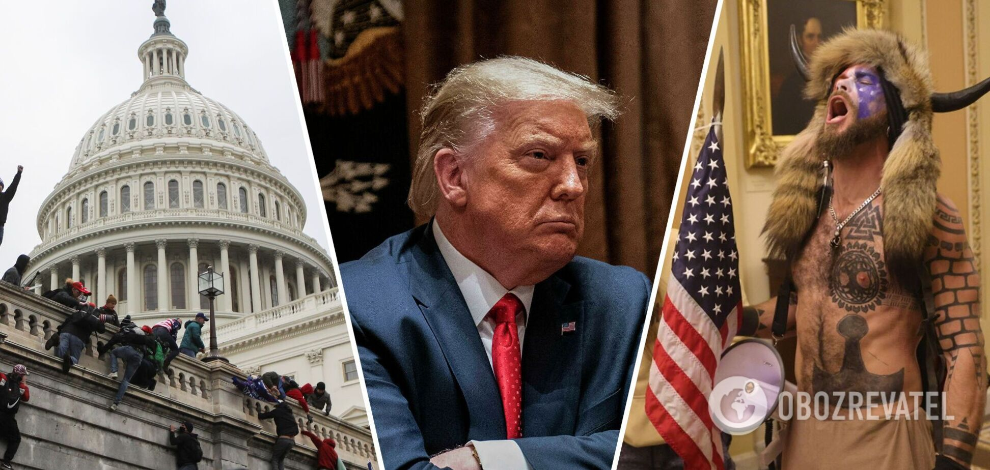 Імпічмент Дональда Трампа й штурм Капітолію: як США опинилися на межі краху демократії