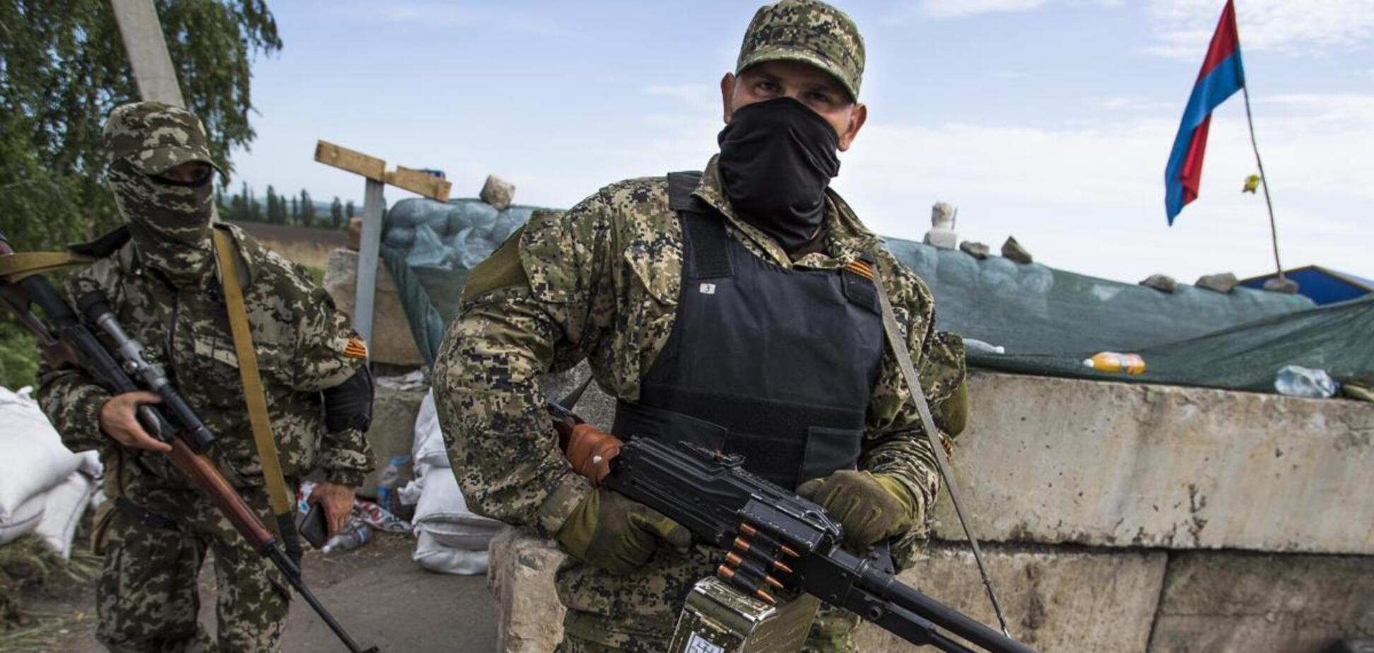 Російська агресія на Донбасі