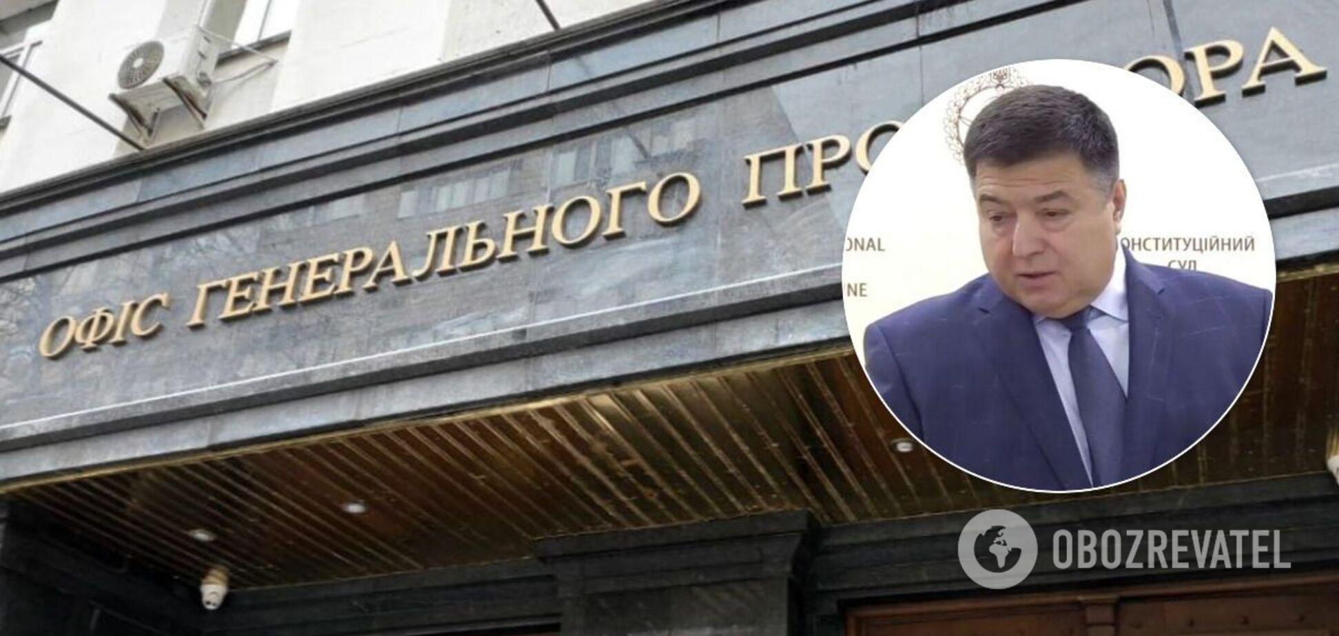Тупицкий прилетел в Украину и покинул аэропорт без 'шоу': в ОГП пояснили ситуацию с подозрением
