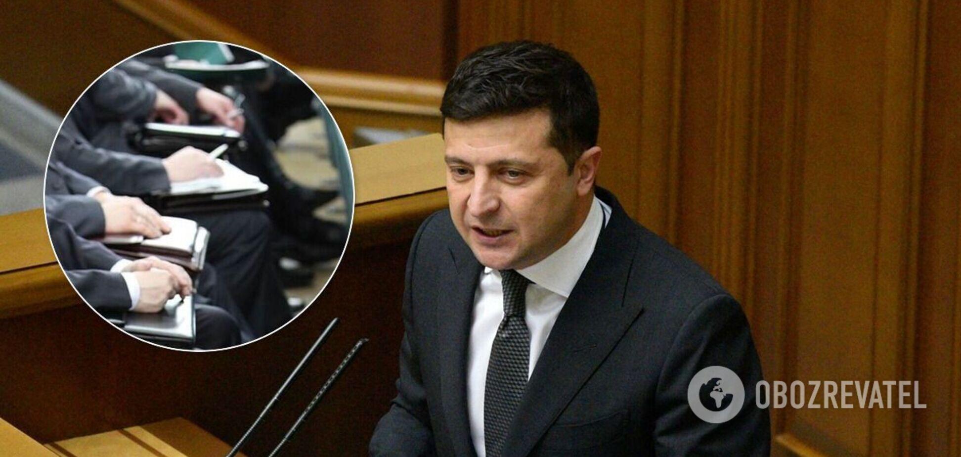 Зеленський підписав закон про зняття вікових обмежень для держслужбовців