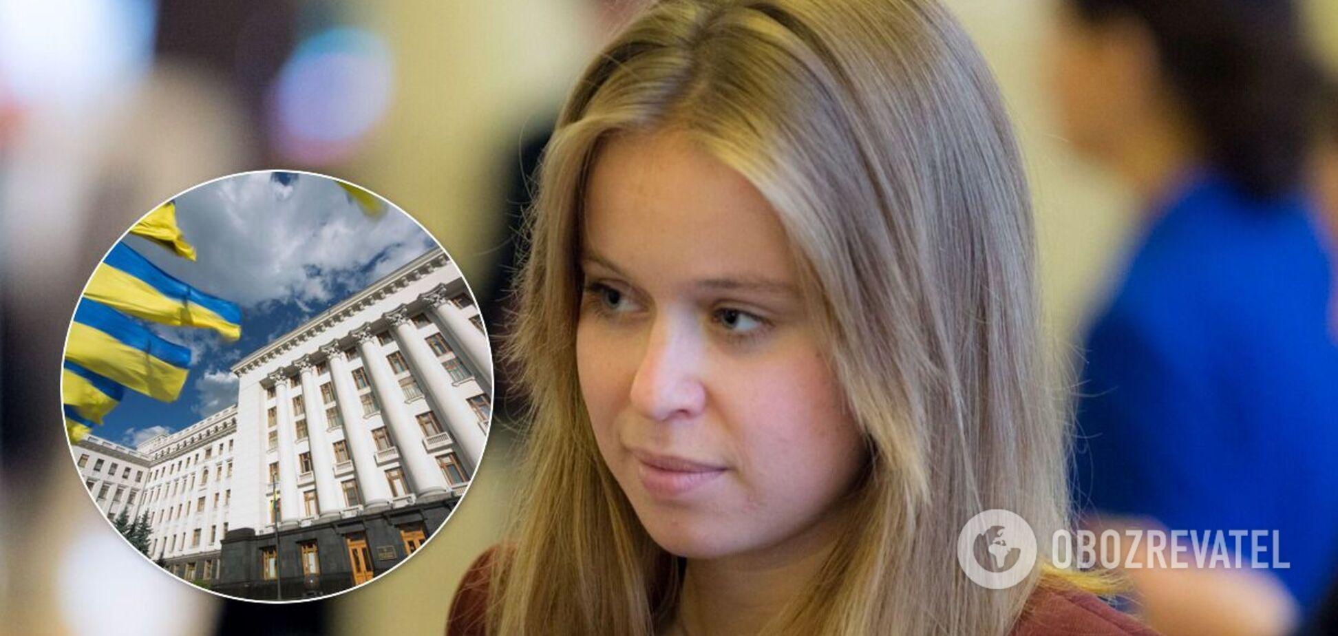 Ясько заявила, что Офис президента сотрудничает с Медведчуком и его телеканалами