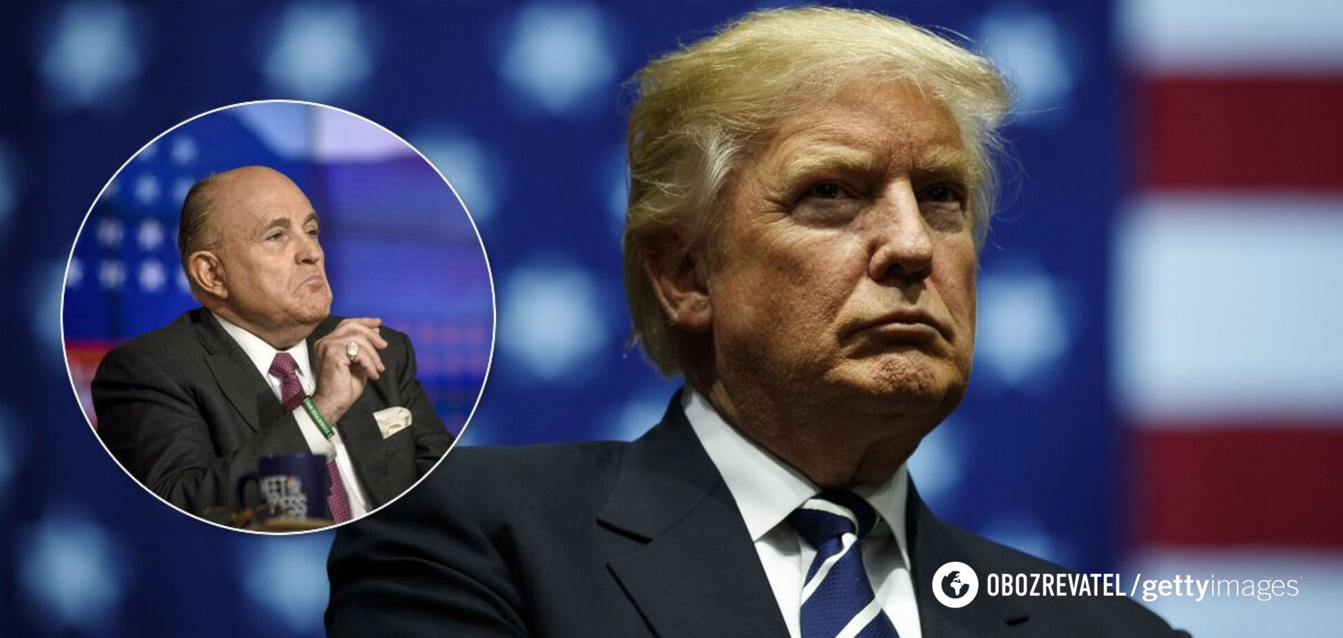 Трамп обиделся на Джулиани и призвал не платить ему $20 тыс. в день – СМИ