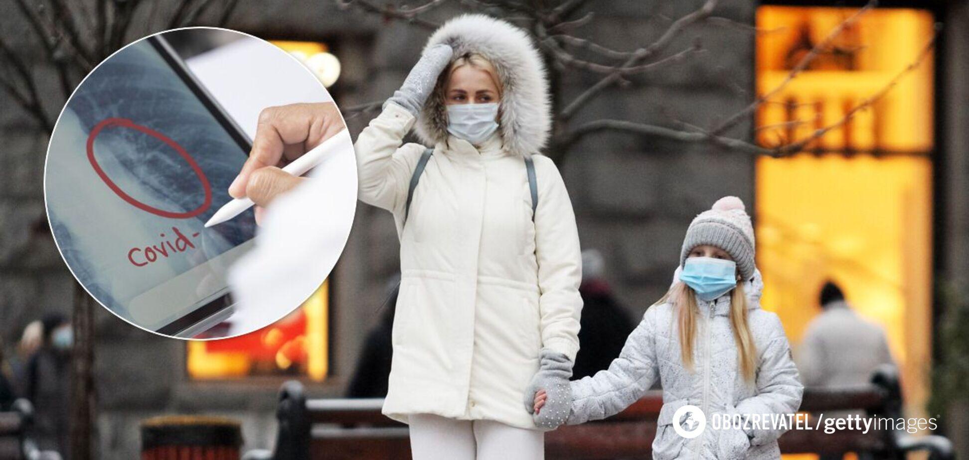 Коронавирус в Киеве и области