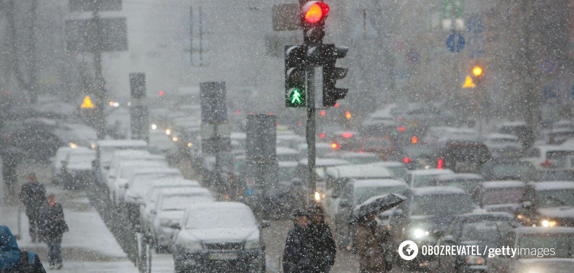 В Україні вдарять морози до -21. Карта
