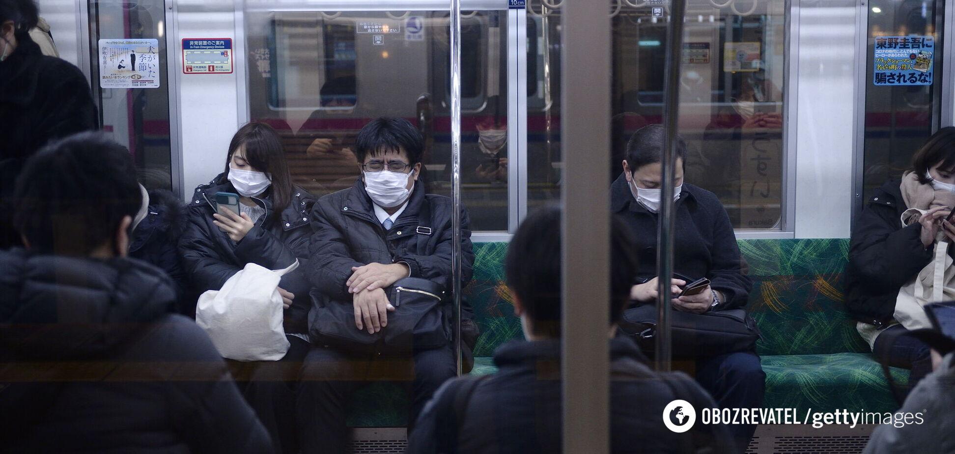 Японський мутант коронавірусу виявився 'родом' із США