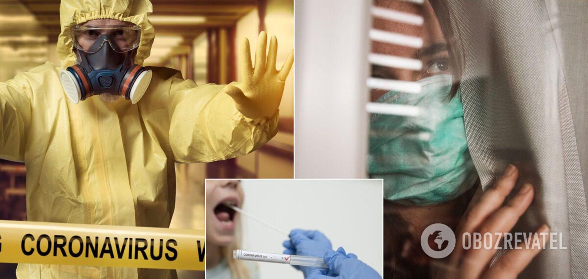 Пандемія коронавірусу в світі