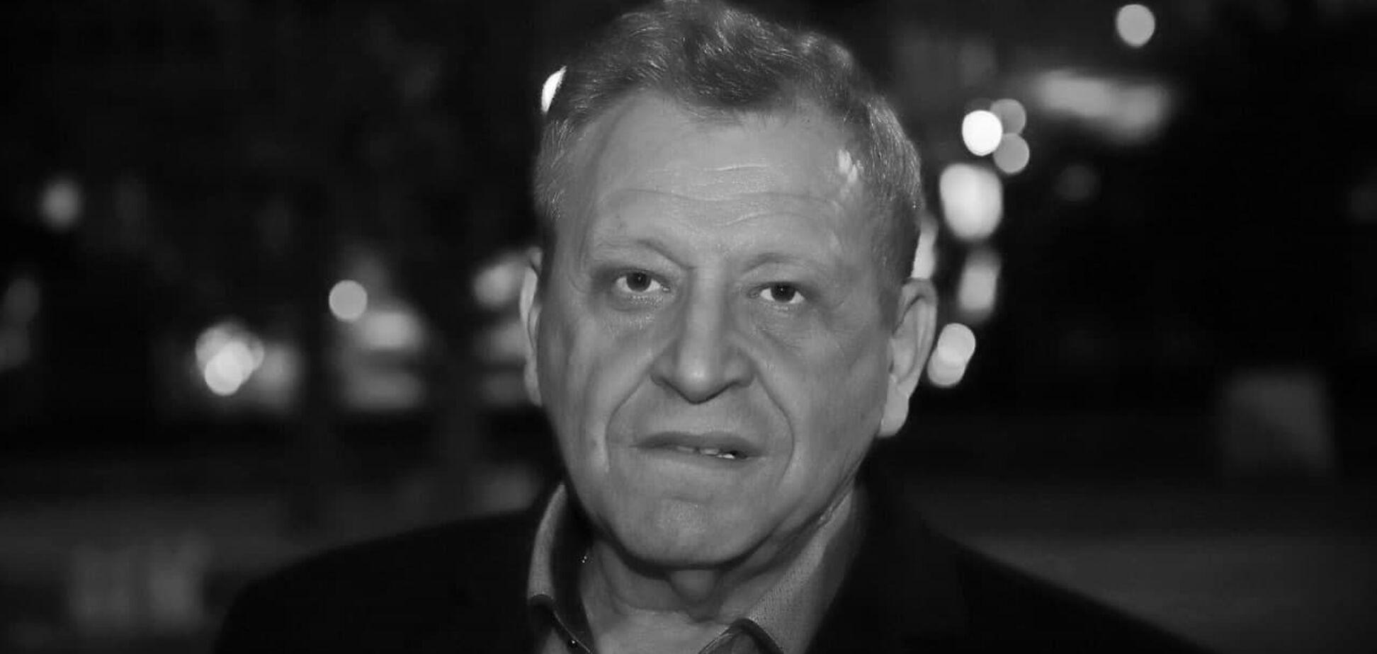 Борис Грачевский умер