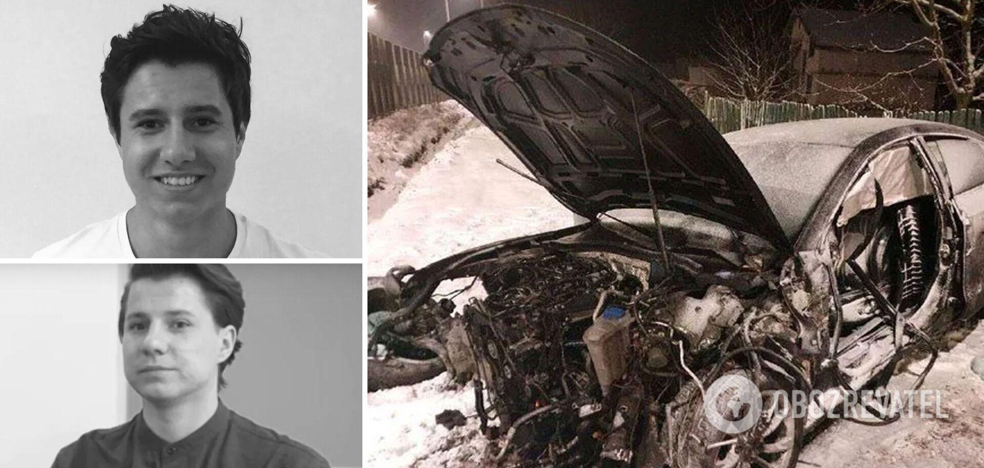 На Львовщине в аварии разбились сыновья священника: подробности трагедии