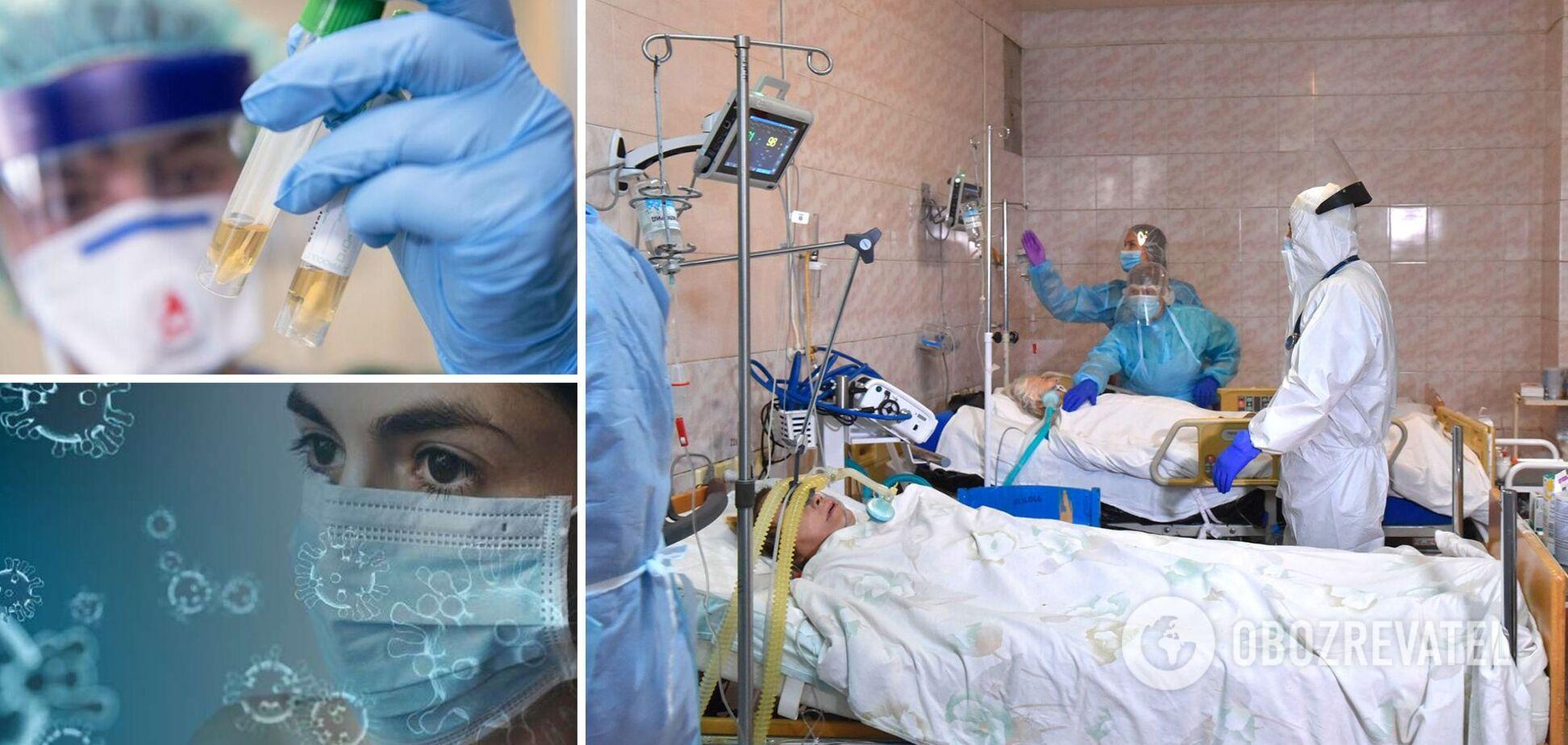 Українці заражаються COVID-19 повторно і хворіють важче. Чому так відбувається і хто в зоні ризику