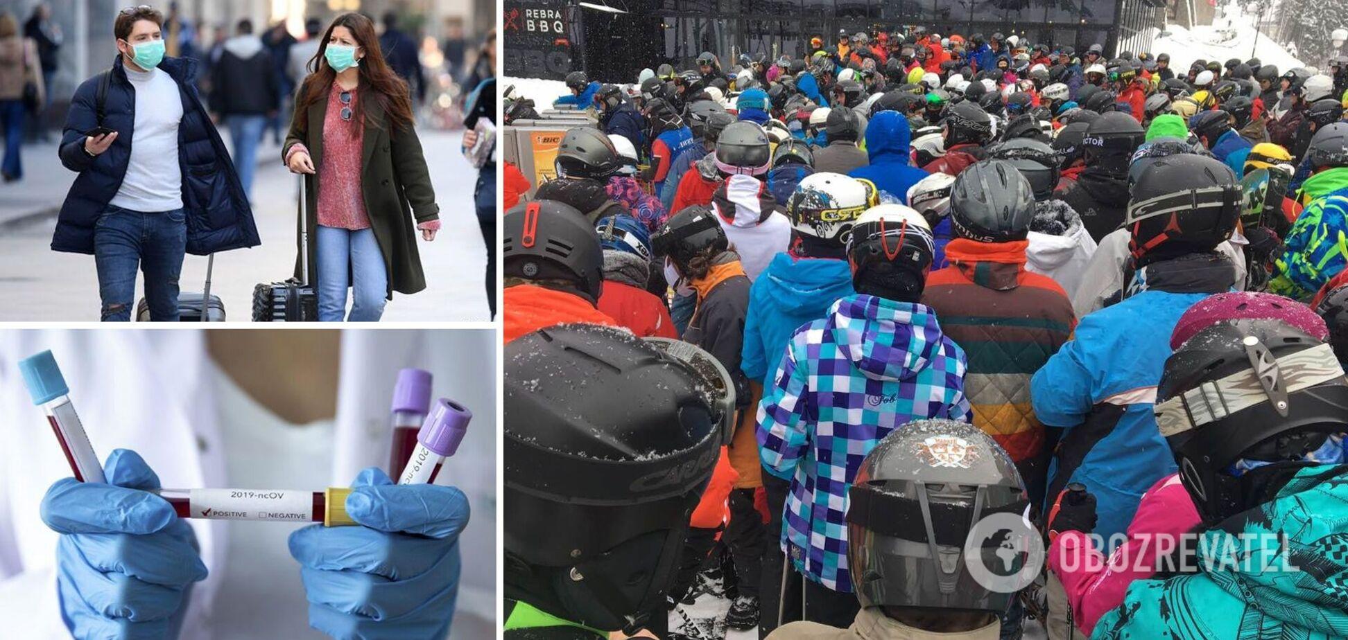 Бриль: українці привезуть коронавірус з гір в сім'ї та офіси. Інтерв'ю з лікарем з Ізраїлю