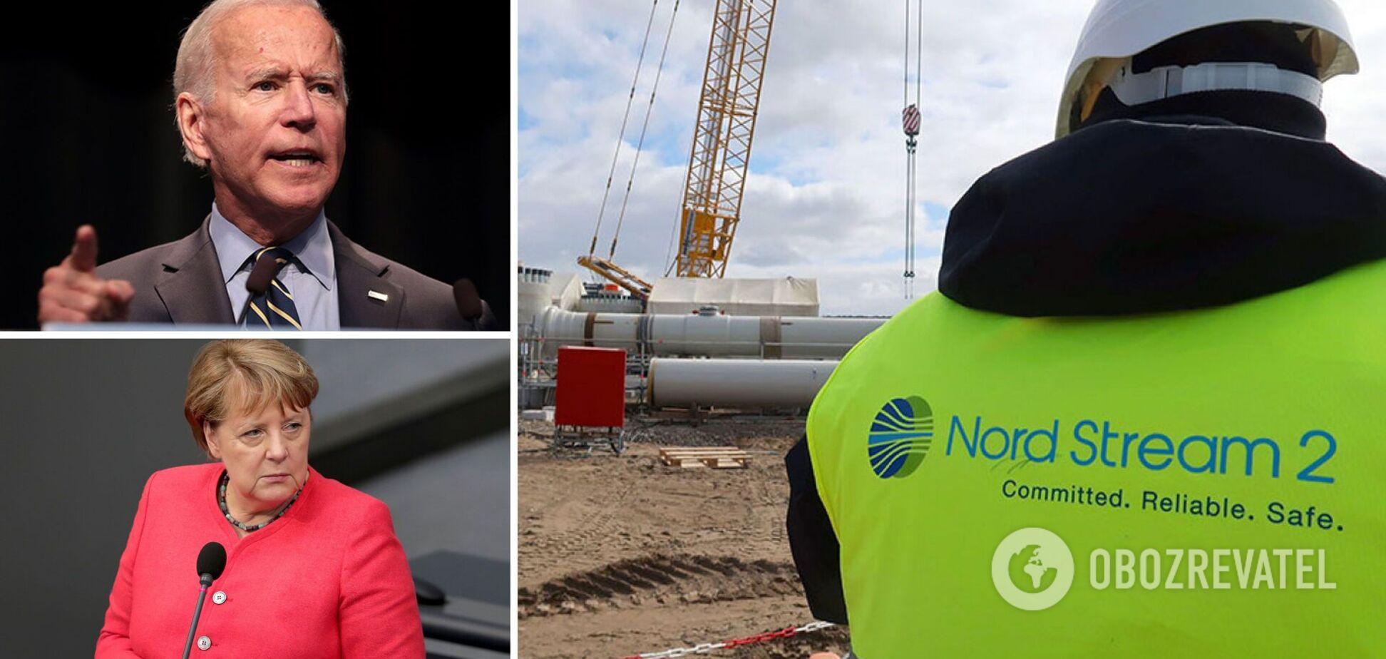 'Северный поток-2' достроят? Эксперт рассказал о 'дырах', которые Байден будет 'латать' в ЕС
