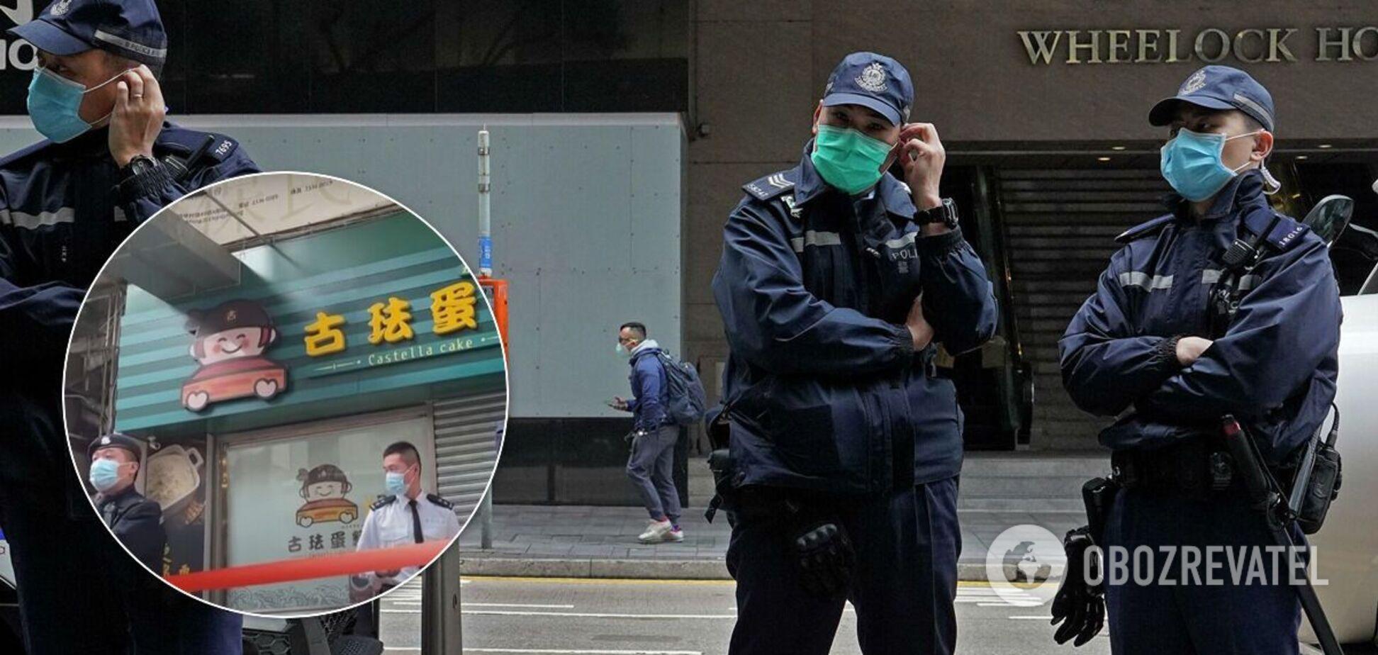 У Гонконзі затримали українця за допомогу у втечі 12 активістів. Фото та відео