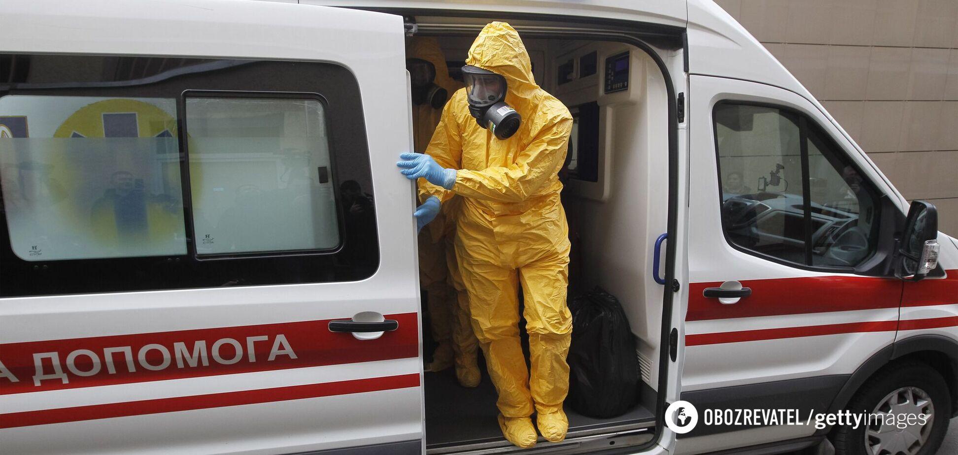 Лікарі визнали, що в Києві аврал із COVID-19: хворих більше, ніж у статистиці
